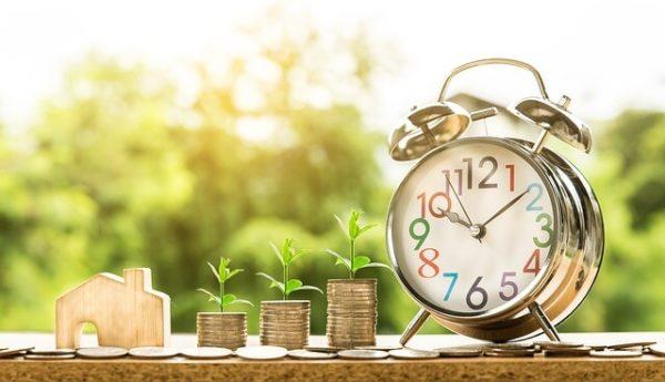 長期投資の利回り